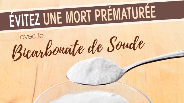 Le bicarbonate de soude r duit les risques de mort pr matur e - Traitement mildiou tomate bicarbonate soude ...